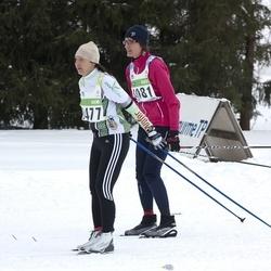 42. Tartu Maraton - Aasa Öström (4081)