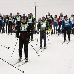 42. Tartu Maraton - Arno Anton (2136), Lauri Sepp (2298), Vahur Parts (3722)