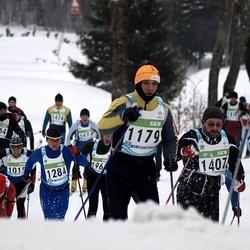 42. Tartu Maraton - Anatoli Babkin (1179), Marko Soone (1284), Veiko Karp (1407)