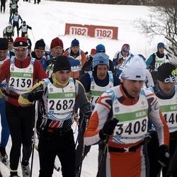 42. Tartu Maraton - Aare Tammemäe (2139), Kristjan Jansen (2682), Margus Sevtsuk (3408)
