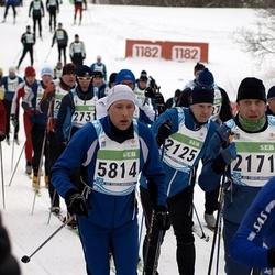 42. Tartu Maraton - Agu Vilu (2125), Martin Linke (5814)