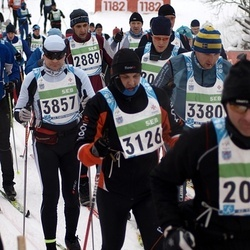 42. Tartu Maraton - Arthur Raichmann (2889), Jaanus Mäekivi (3126), Tarvo Okmees (3380), Priit Kala (3857)