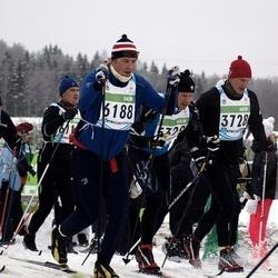 42. Tartu Maraton - Tiit Rosenberg (3728), Ahti Asmann (6188)