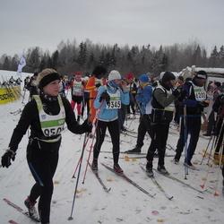 42. Tartu Maraton - Katrin Pärtelpoeg (8735), Annemari Maddison (9345)