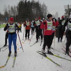 42. Tartu Maraton - Aarne Männik (8746), Marit Õun (9055)