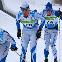 42. Tartu Maraton - Rasmus Pind (28), Björn Hänninen (74)