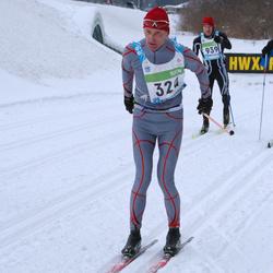 42. Tartu Maraton - Alari Kannel (324), Dainius Maciulis (939)