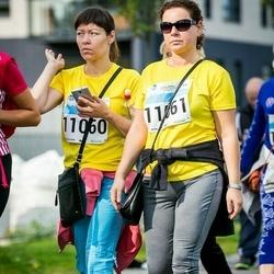 SEB Tallinna Maratoni Sügisjooks (10 km) - Anna Ilves (11060), Pille Roop (11061)