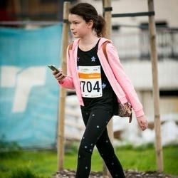 SEB Tallinna Maratoni Sügisjooks (10 km) - Anastasia Medved (8704)