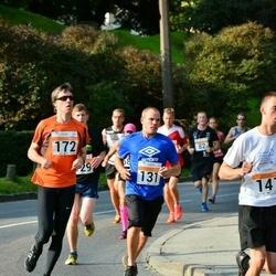 SEB Tallinna Maratoni Sügisjooks (10 km) - Kalle Klaas (131), Andre Lomaka (172)
