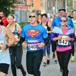 SEB Tallinna Maratoni Sügisjooks (10 km) - Birgit Käsper (842), Alar Kalmus (3408)