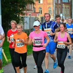 SEB Tallinna Maratoni Sügisjooks (10 km) - Brigitta Lees (3232), Maie Bernhardt (3294), Anu Press (3406)