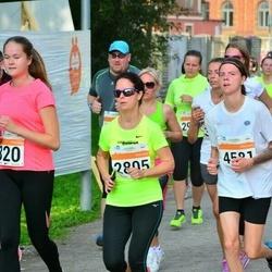SEB Tallinna Maratoni Sügisjooks (10 km) - Kristel Türk (2805), Cathy Saem (4581)