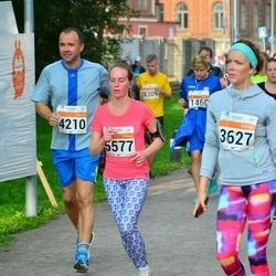 SEB Tallinna Maratoni Sügisjooks (10 km) - Katrin Meikar (3627), Mart Kirsipuu (4210), Anna Redikson (5577)