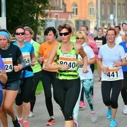 SEB Tallinna Maratoni Sügisjooks (10 km) - Annely Põder (8040)