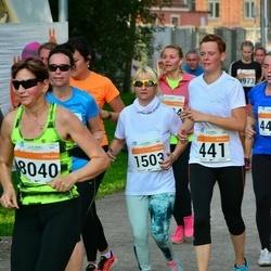 SEB Tallinna Maratoni Sügisjooks (10 km) - Eddi Joost (441), Kaja Pirnpuu (1503), Annely Põder (8040)