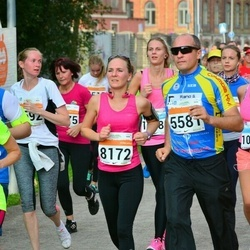 SEB Tallinna Maratoni Sügisjooks (10 km) - Boriss Burkov (5581), Kaja Tuuling (8172)