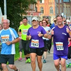 SEB Tallinna Maratoni Sügisjooks (10 km) - Shev Kelly (1842), Brandon Stein (3288)
