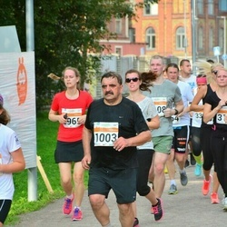 SEB Tallinna Maratoni Sügisjooks (10 km) - Arne Sarapuu (1003)