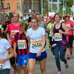SEB Tallinna Maratoni Sügisjooks (10 km) - Aleksandra Sutõrina (2650)