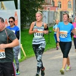 SEB Tallinna Maratoni Sügisjooks (10 km) - Agnes Pihelpuu (1489), Lele Aak (2292)