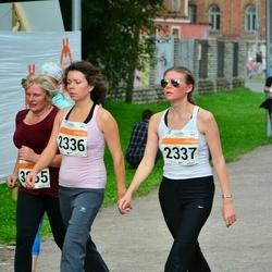 SEB Tallinna Maratoni Sügisjooks (10 km) - Elena Ivanova (2336), Anna Navai (2337)