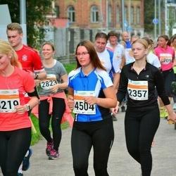 SEB Tallinna Maratoni Sügisjooks (10 km) - Britt-Marena Tiikmaa (2357), Kaia Tiitson (4504)