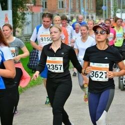 SEB Tallinna Maratoni Sügisjooks (10 km) - Britt-Marena Tiikmaa (2357), Agnes Lepiste (3621)