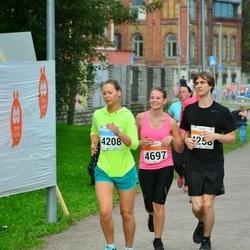 SEB Tallinna Maratoni Sügisjooks (10 km) - Dmitri Maslennikov (4208), Carmen Seljamaa (4697)