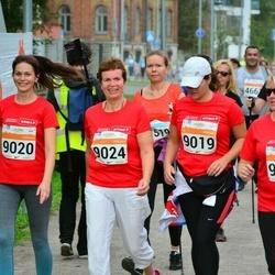 SEB Tallinna Maratoni Sügisjooks (10 km) - Silja Siska (9019), Sigrid Kaubi (9024)
