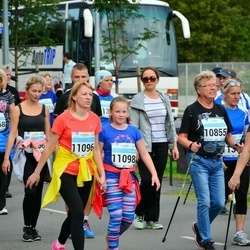 SEB Tallinna Maratoni Sügisjooks (10 km) - Age Kaljuorg (11096), Elis Anete Saksman (11098)