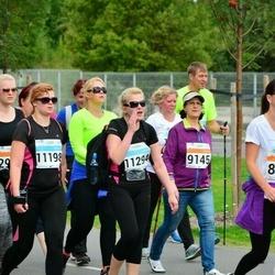 SEB Tallinna Maratoni Sügisjooks (10 km) - Andra Selesneva (11198), Katrin Kaljula (11294)