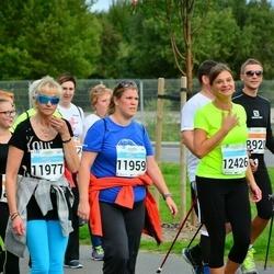 SEB Tallinna Maratoni Sügisjooks (10 km) - Maigi Saulep (11959), Anneli Vares (12426)