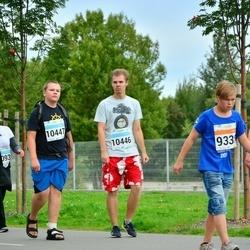 SEB Tallinna Maratoni Sügisjooks (10 km) - Arle Kõressaar-Vallimaa (10446), Timmu-Chris Kõressaar (10447)