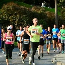 SEB Tallinna Maratoni Sügisjooks (10 km) - Agris Kivaste (843)