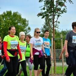SEB Tallinna Maratoni Sügisjooks (10 km) - Riina Tamberg (10282), Agnes Pihlak (12007)