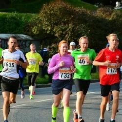 SEB Tallinna Maratoni Sügisjooks (10 km) - Birgit Hänilane (732)