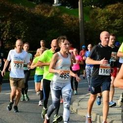 SEB Tallinna Maratoni Sügisjooks (10 km) - Christina Kallas (485)