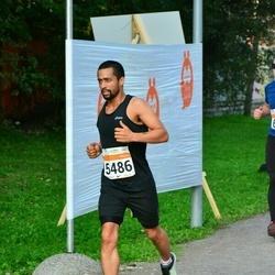 SEB Tallinna Maratoni Sügisjooks (10 km) - Bradley Rasool (5486)