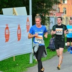 SEB Tallinna Maratoni Sügisjooks (10 km) - Aarne Kuusmann (1099)