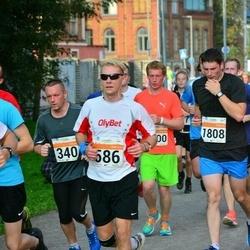 SEB Tallinna Maratoni Sügisjooks (10 km) - Aare Treier (586)