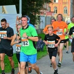 SEB Tallinna Maratoni Sügisjooks (10 km) - Arle Junolainen (782)