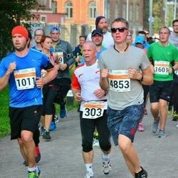 SEB Tallinna Maratoni Sügisjooks (10 km) - Arne Pihkva (303), Paavo Pauklin (1011), Martin Aarne (4853)