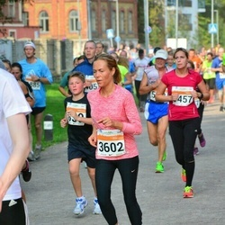 SEB Tallinna Maratoni Sügisjooks (10 km) - Annika Sillaots (3602)