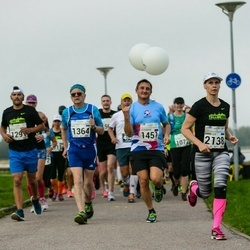 SEB Tallinna Maraton - Anne-Ly Jõesaar (2138)