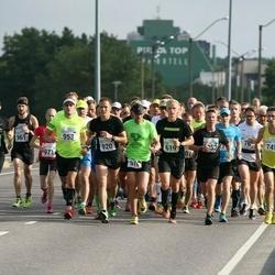 SEB Tallinna Maraton - Holger Part (619), Raul Viigipuu (634), Maksim Bryksin (745), Toivo Tinast (920), Stanislav Gurba (953), Artemii Semenov (961)