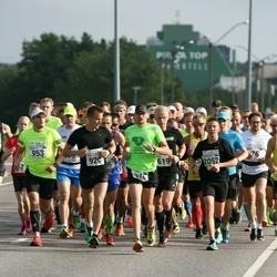SEB Tallinna Maraton - Holger Part (619), Raul Viigipuu (634), Maksim Bryksin (745), Toivo Tinast (920), Stanislav Gurba (953), Artemii Semenov (961), Kristofer Erik Kamberg (2052)