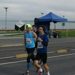SEB Tallinna Maraton - Kristjan Tammsaar (493), Arturs Beluns (1004)