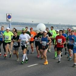 SEB Tallinna Maraton - Aleksei Trunin (739), Veiko Ristissaar (1576), Aare Huik (2261)