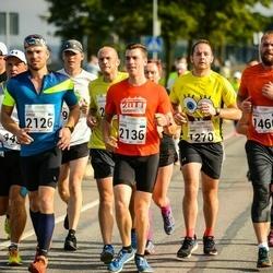 SEB Tallinna Maraton - Jamie Taylor (1270), Marko Valinurm (1466), Jürgo Jartsev-Moont (2126), Andre Petraudze (2136)